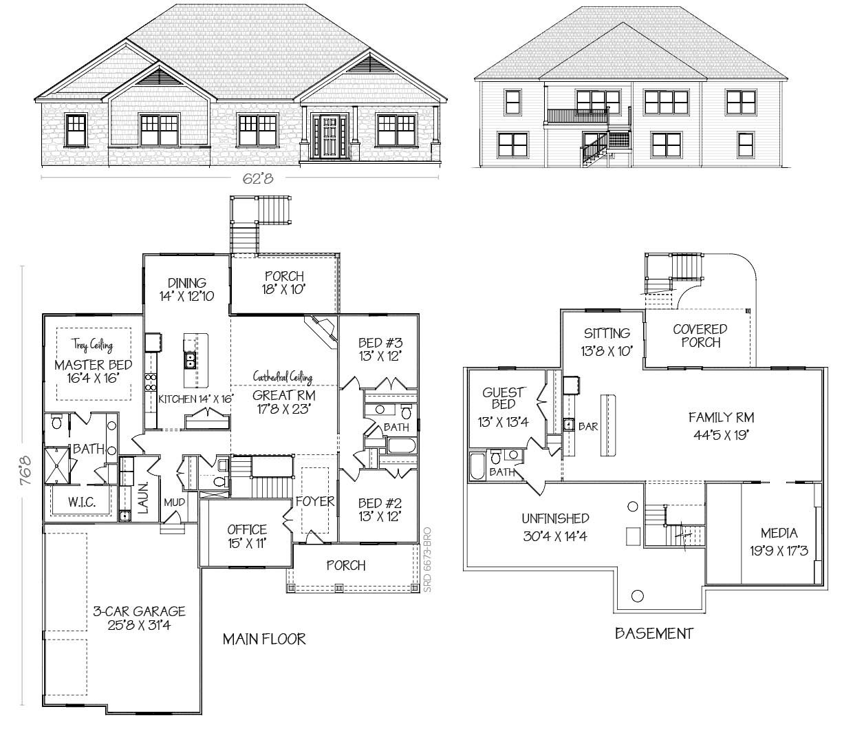 Walton house floor plan the allison 1227 walton ct troy for Walton house floor plan